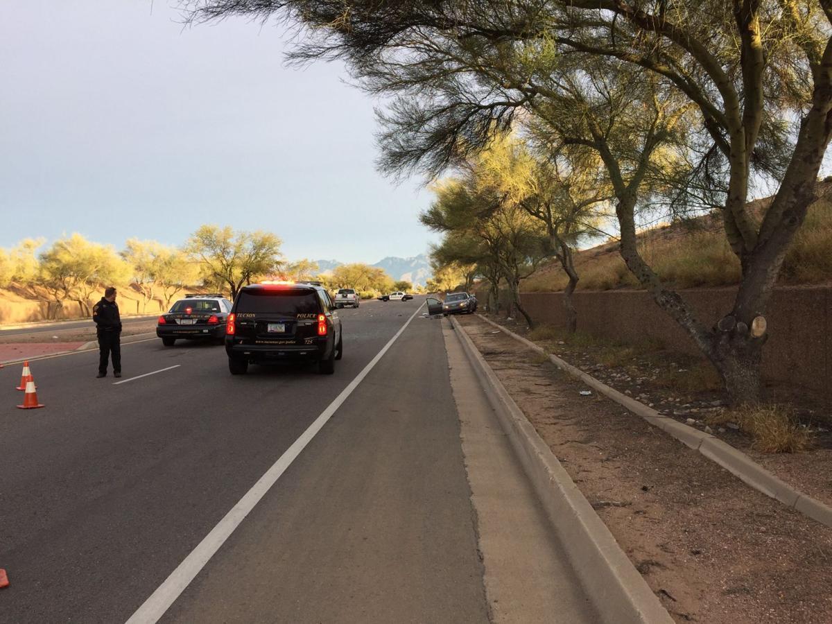 Tucson police ID man killed in crash on Kolb Road