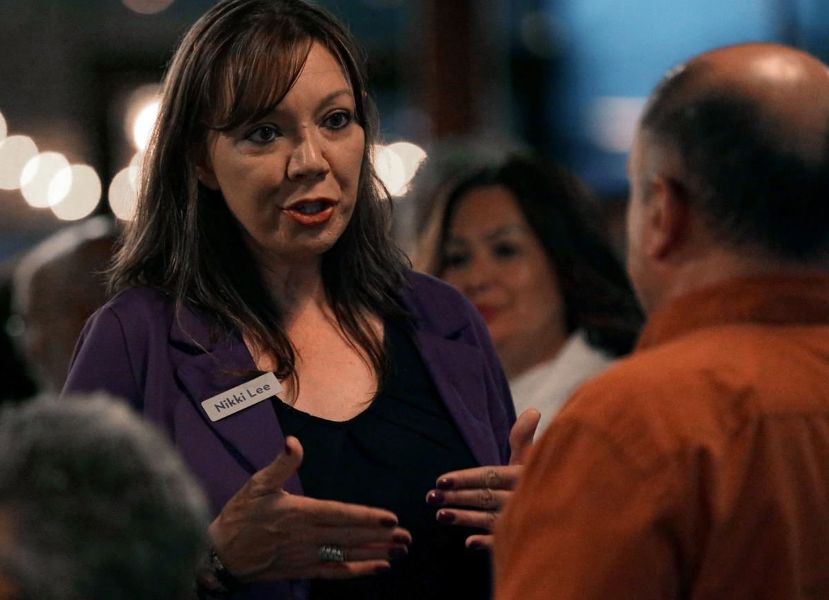Arizona State Representatives >> Despite checkered past, David Gowan leads in Arizona's ...