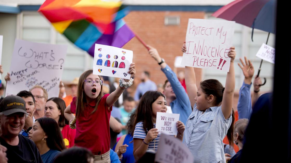 Vote on changes to TUSD's sex-ed curriculum faces long delay
