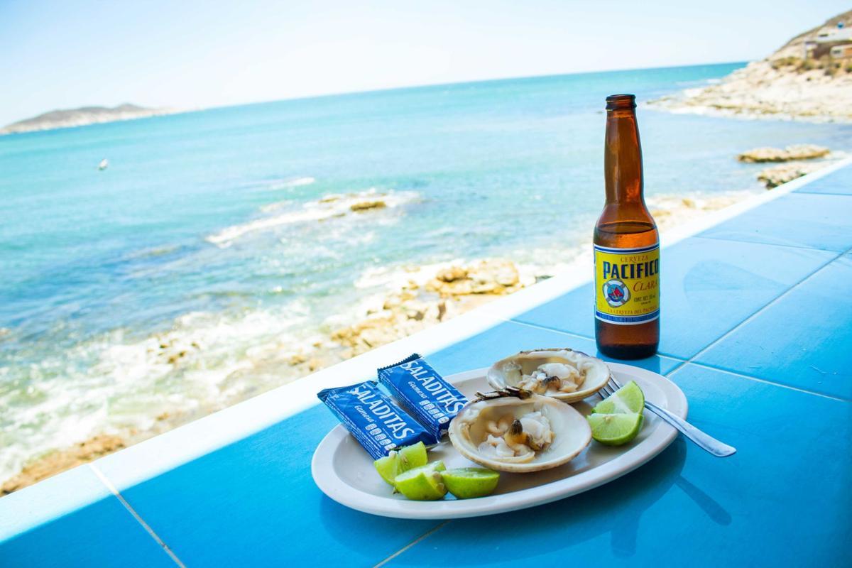 La Manga clams San Carlos