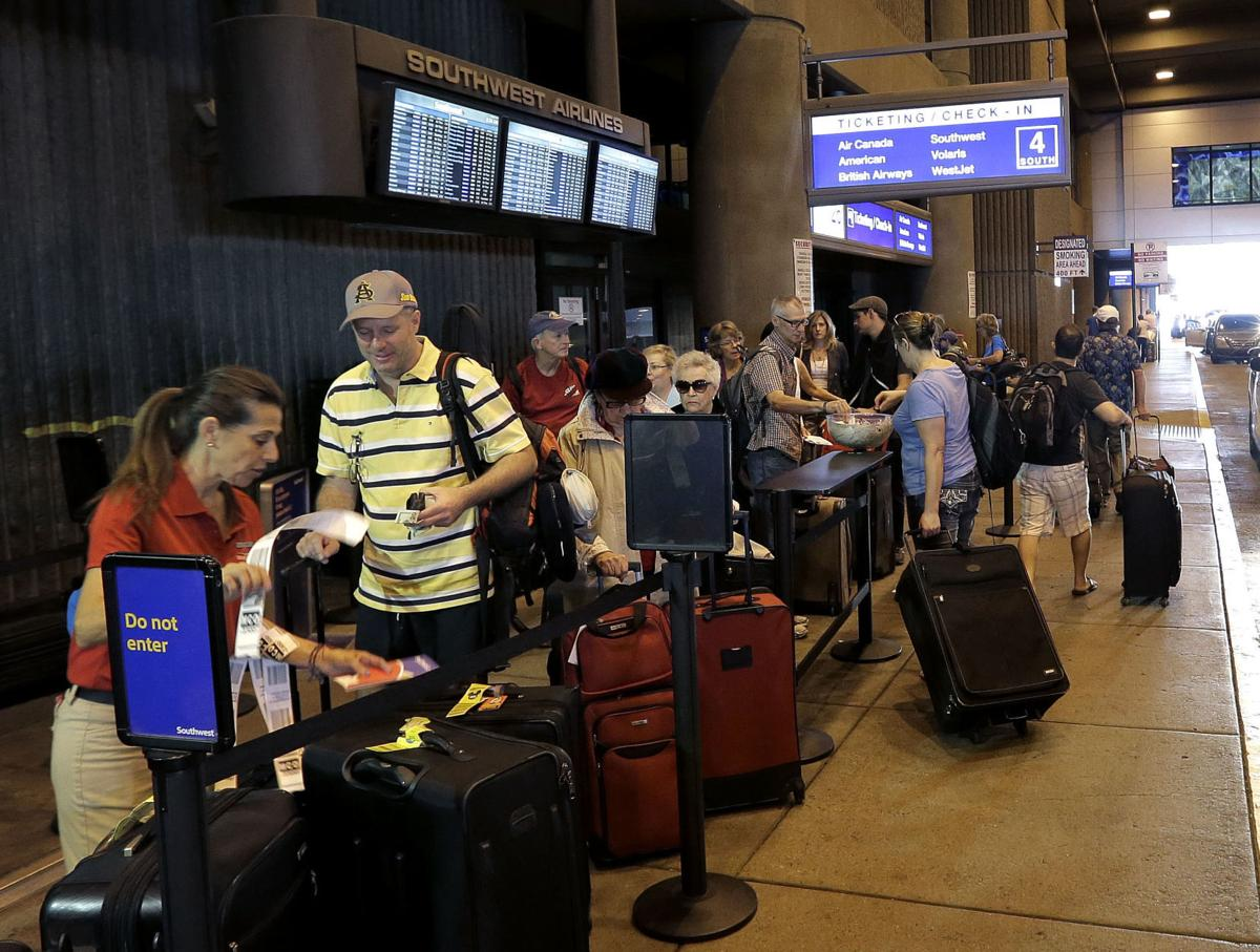 Sky Harbor: Busy for holidays