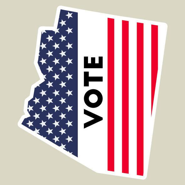 2016 vote sticker