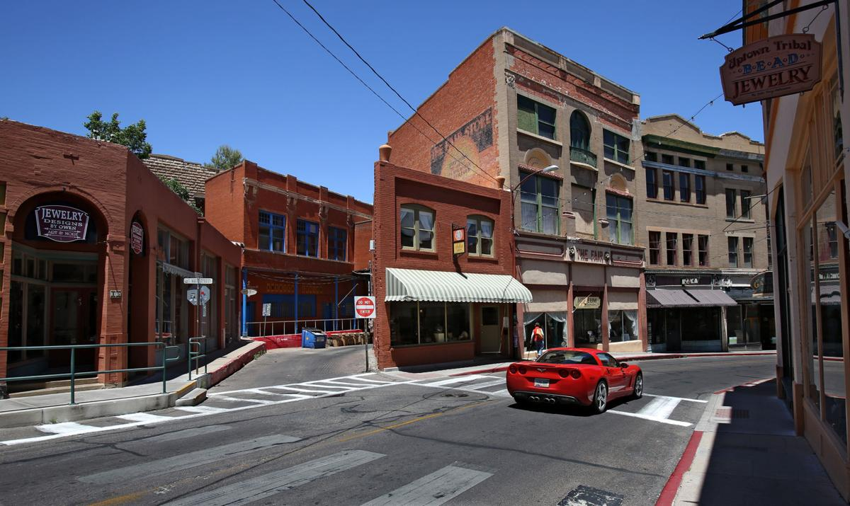 Bisbee's Main Avenue