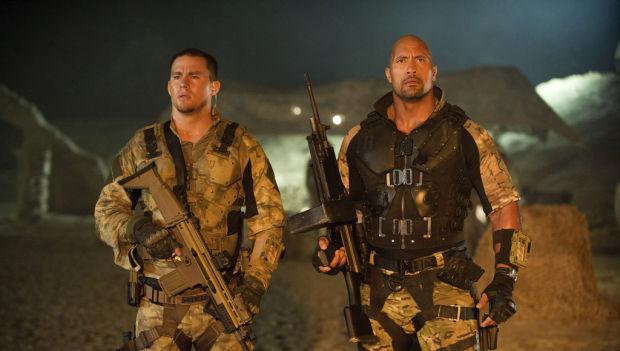 No. 6: 'G.I. Joe: Retaliation' with $3.6 million (last week No. 5)