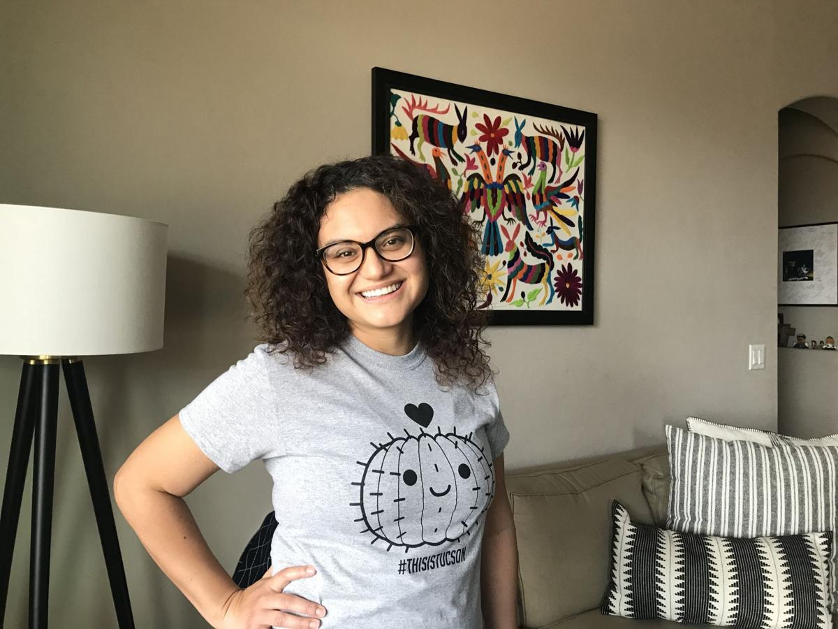 This Is Tucson cute cactus t-shirt
