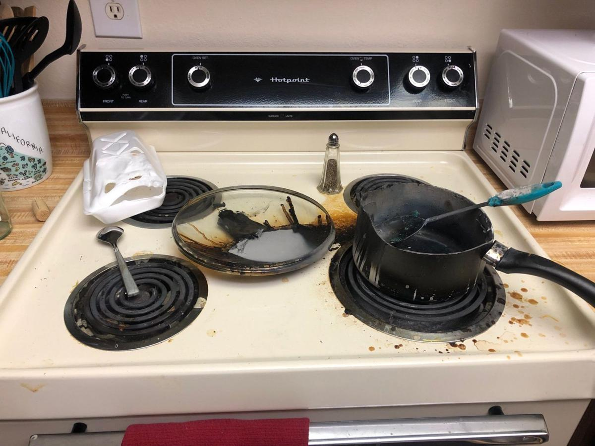 Burning food in apartment prompts firefighter response