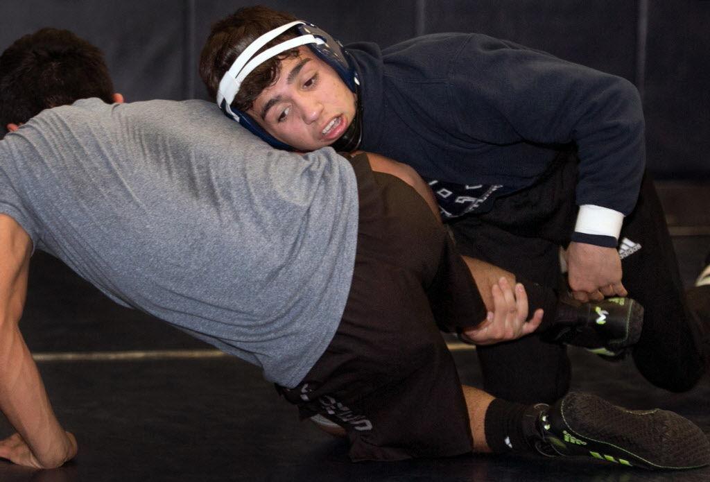 Wrestler Danny Vega