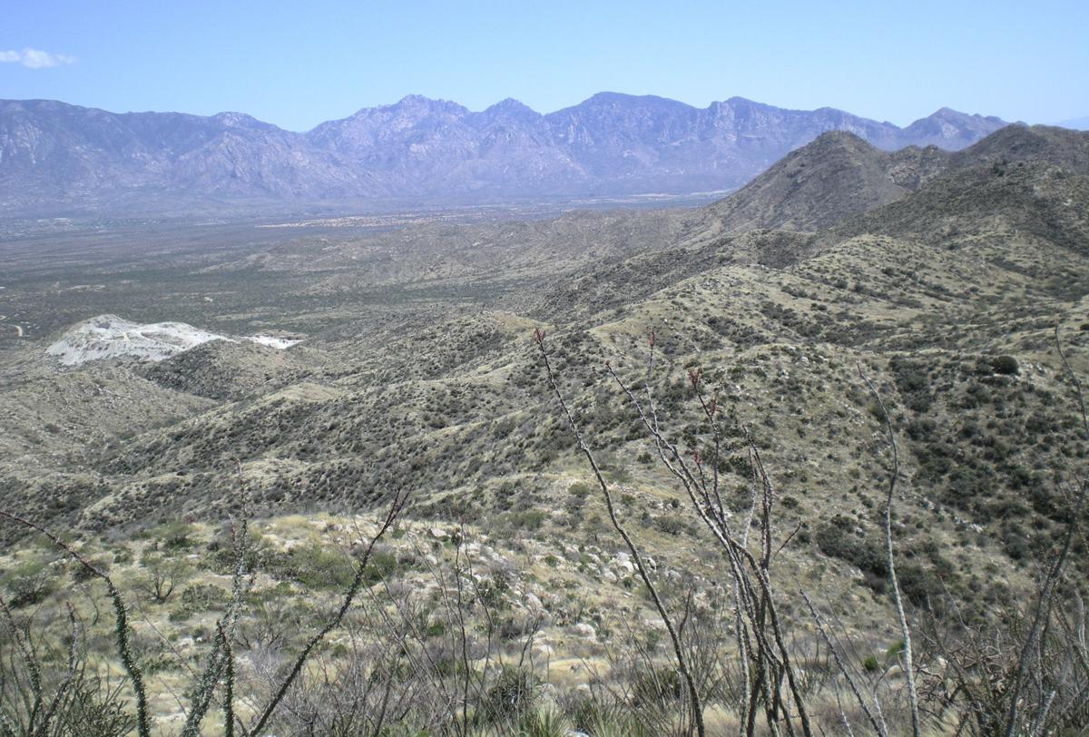 Smoke from controlled burn in Tortolita Mountains may be visible to residents