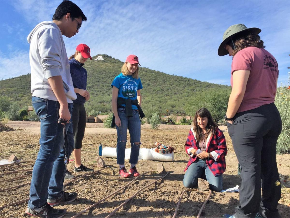 Mission Garden Volunteer Recruitment Fair