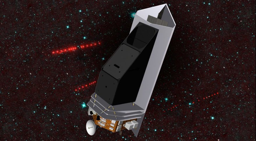 UA takes lead on new asteroid hunting mission for NASA