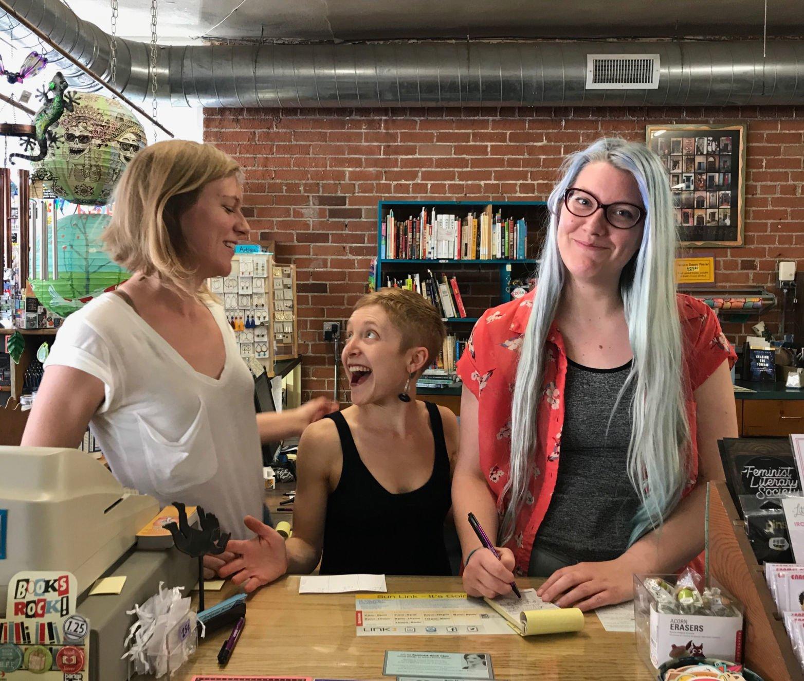 Antigone Books' employees quickly raise money from public, will buy store | Tucson.com