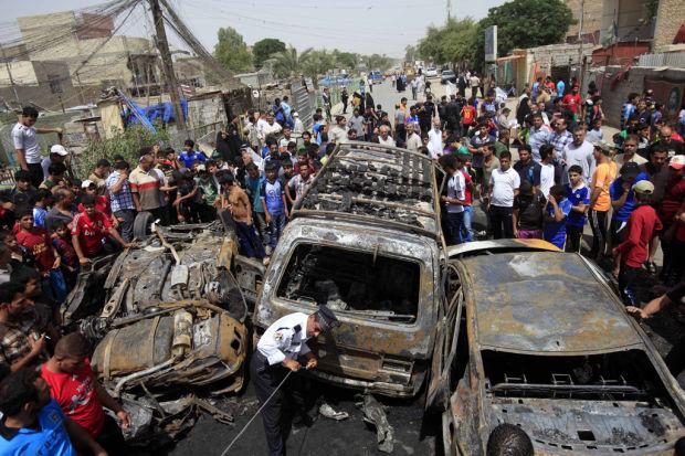 21 are killed in attacks across Iraq