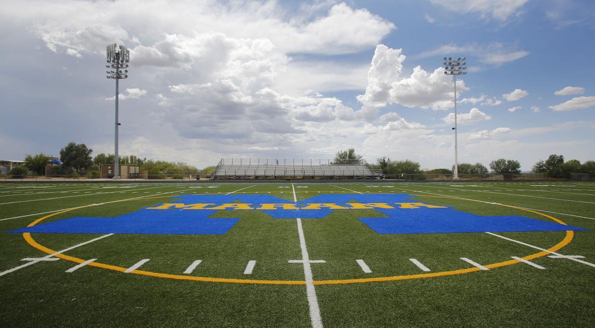Photos: Marana's Tiger Pride Stadium | High School ...