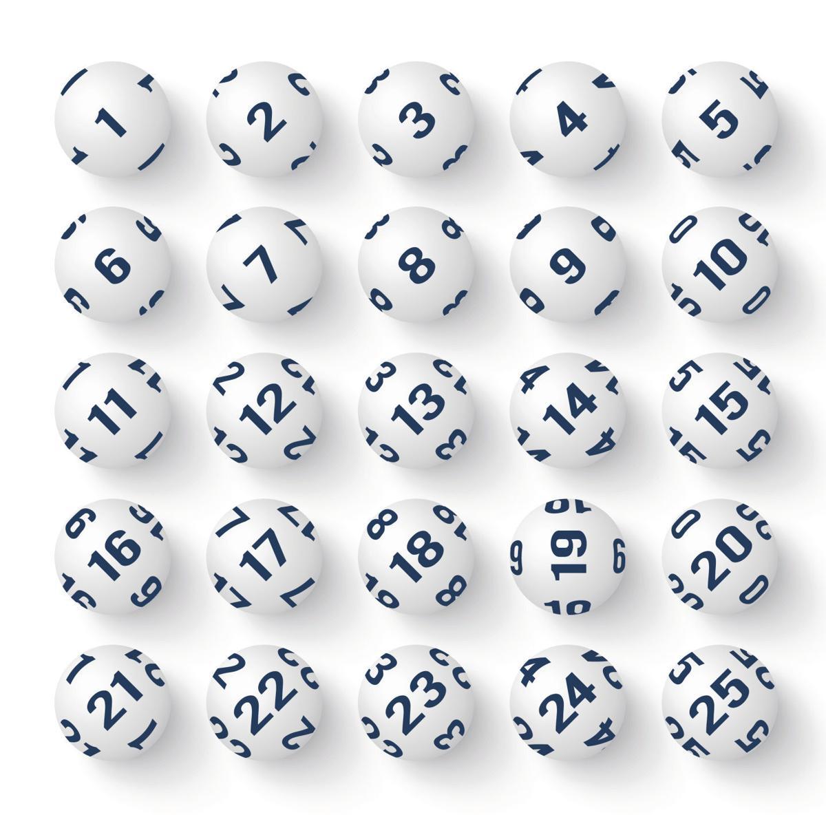 Keno balls