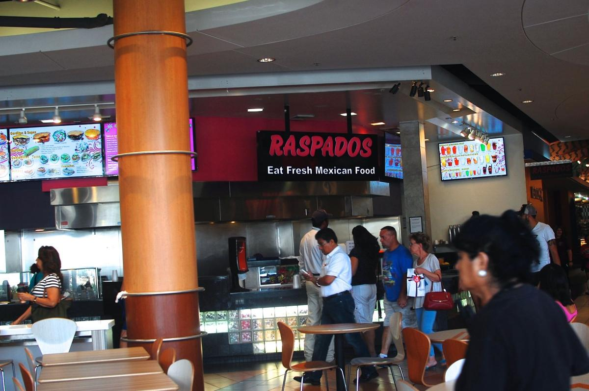 Chipotle Tucson Mall Food Court