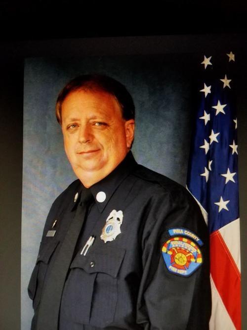 Capt. Scott Ferguson