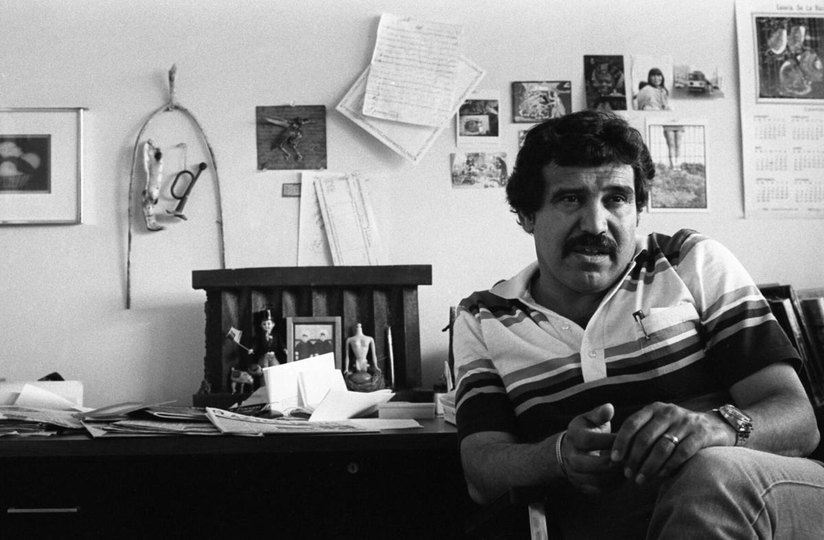 Louis Carlos Bernal, PCC, 1980
