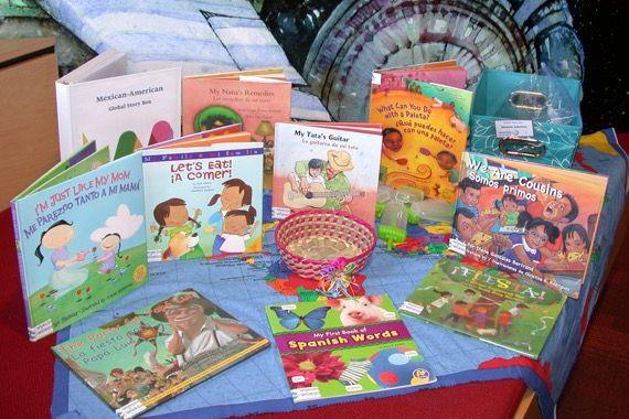 WOW Book Fiesta: CREATE Story Journey