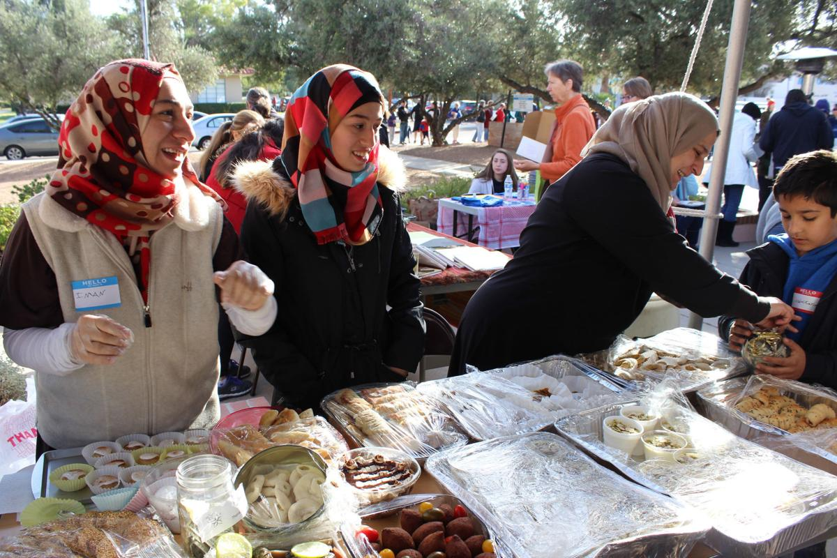 Syrian Sweets Exchange
