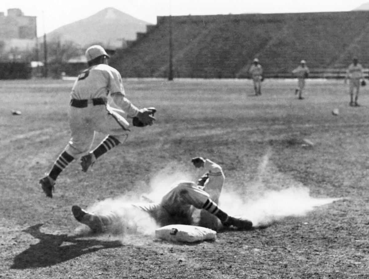d9556bbcce04 Greg Hansen s 100 Best Days in Tucson Sports History