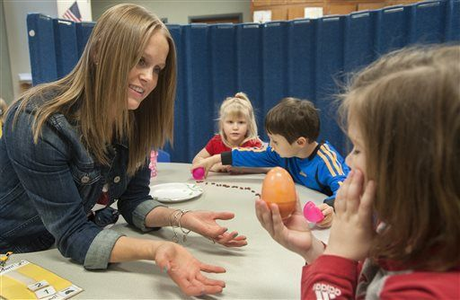 Preschool classroom welcomes learners of all abilities