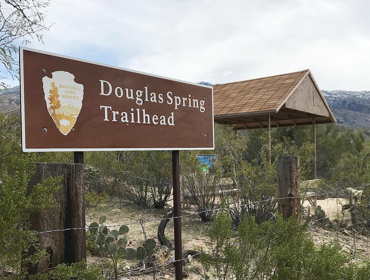 Douglas Spring Trailhead