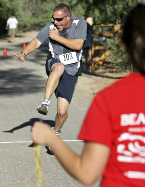 About 160 people take part in Colossal Cave race in Vail
