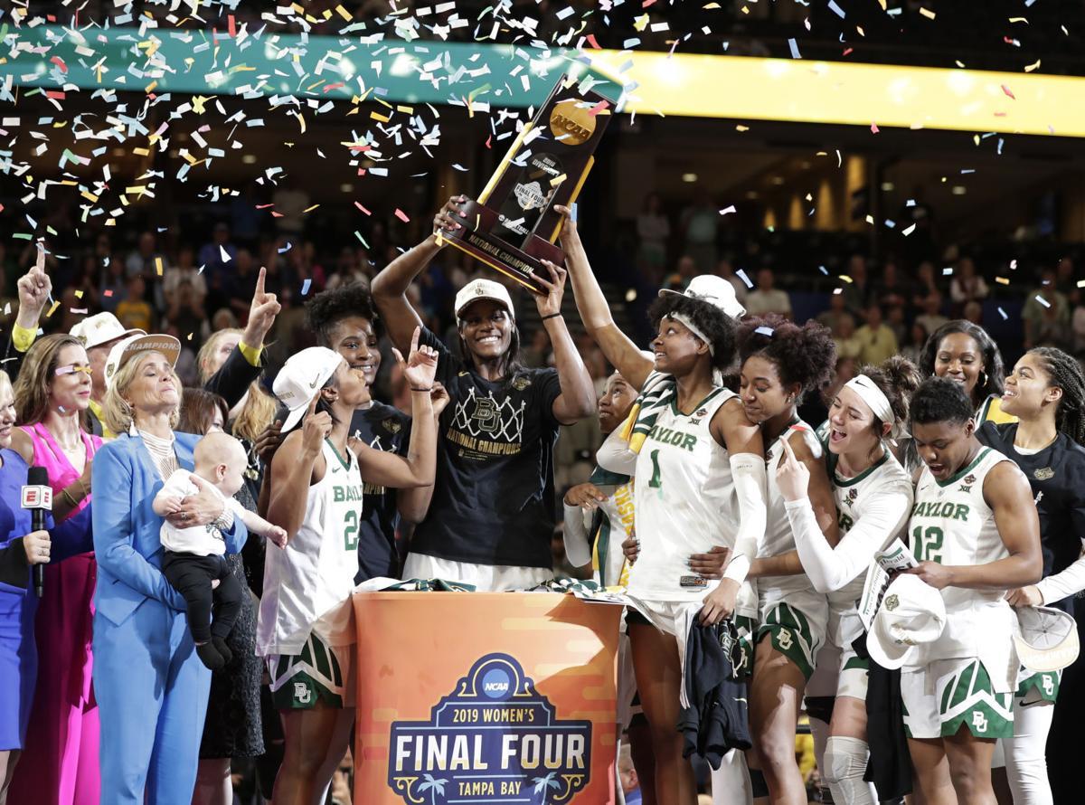 NCAA Championship Notre Dame Baylor Basketball