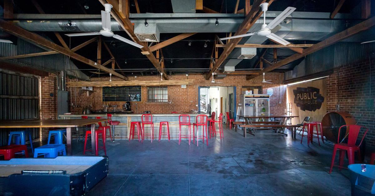 Public Brewhouse closed
