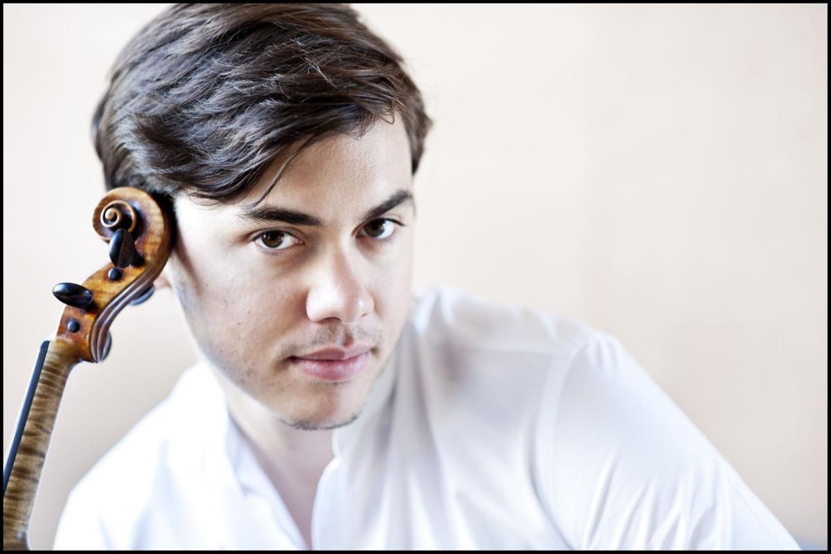 Violinist Benjamin Beilman and pianist Haochen Zhang