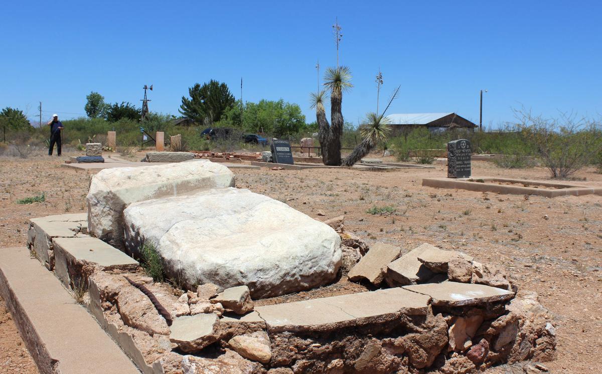 Bisbee-Douglas Jewish Cemetery