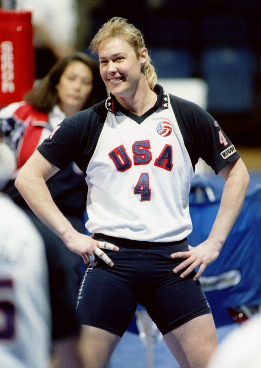 Top 10 volleyball players in UA history