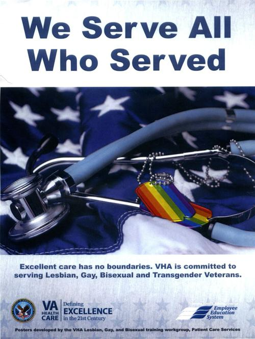 'We Serve All'