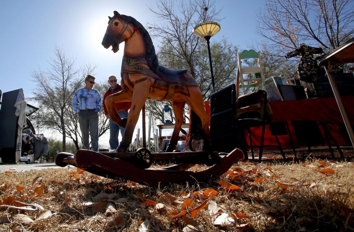 Brandi Fenton Antique Fair