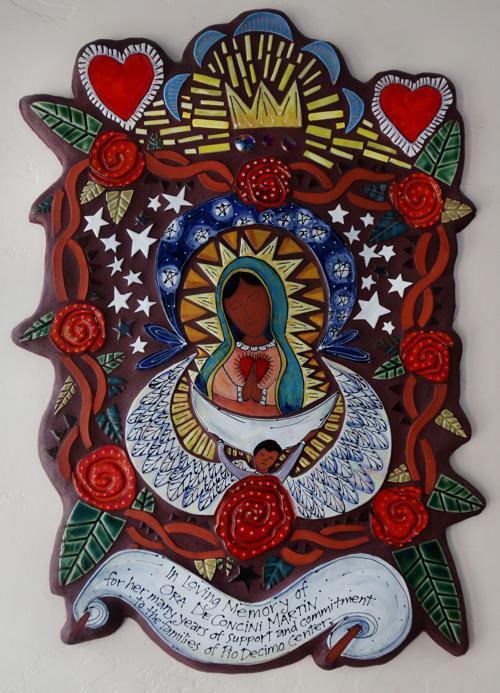 Virgen de Guadelupe
