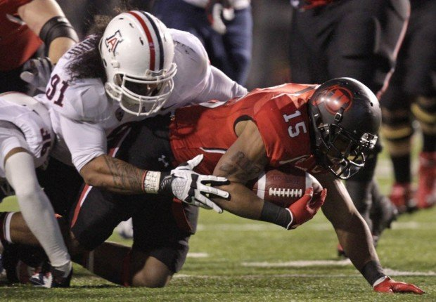 Arizona football: Defense pulls out all the stops in fourth quarter