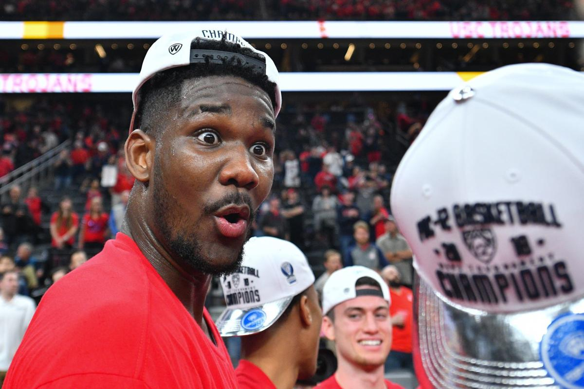 f5a619f98cd Deandre Ayton signs shoe deal with Puma