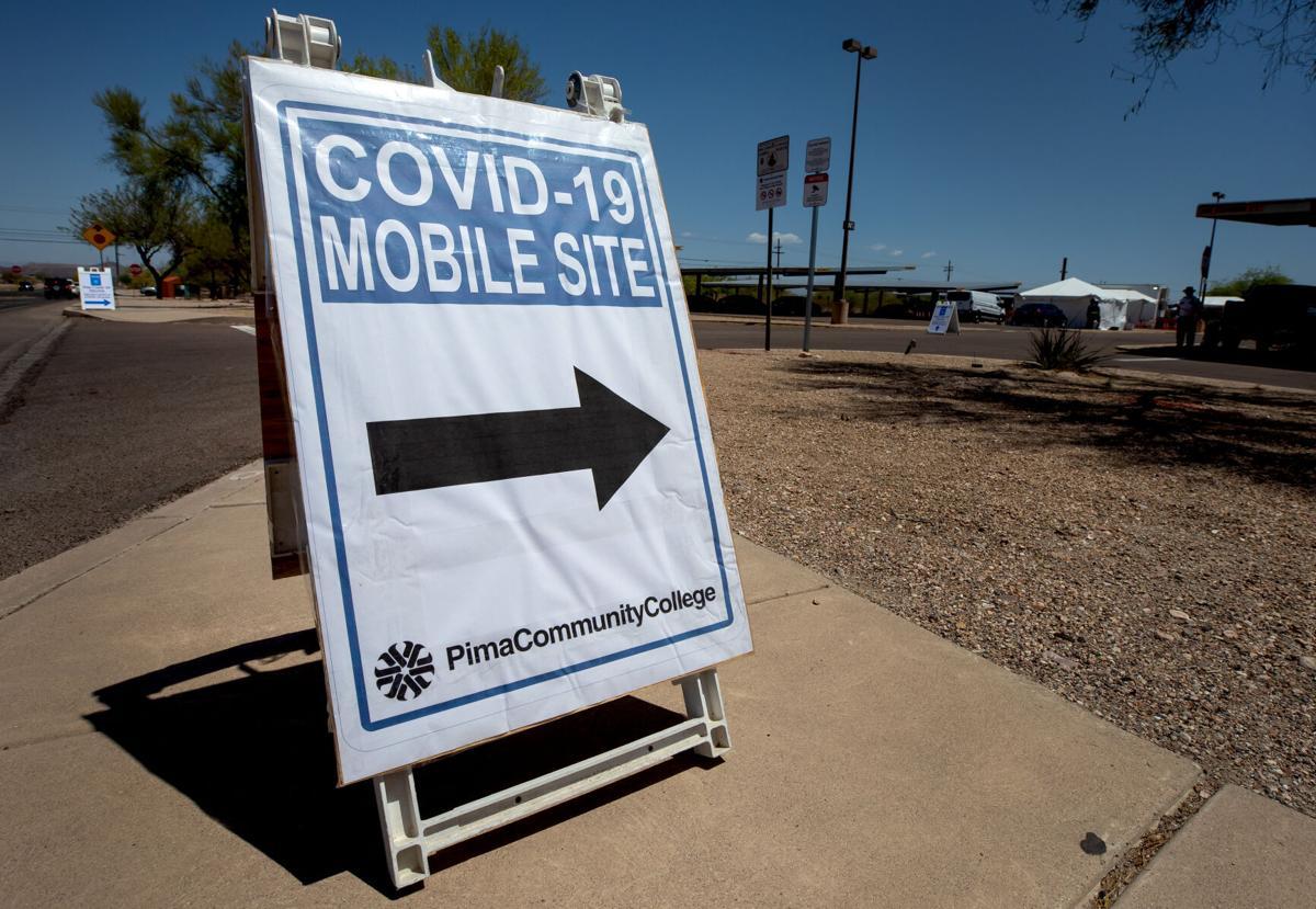 COVID-19 vaccination site