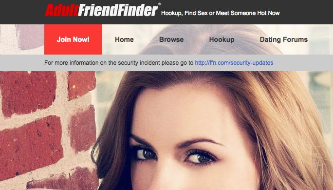 dating website breach