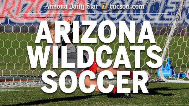 Arizona Wildcats soccer logo