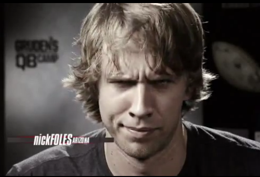 Nick Foles on 'Gruden QB Camp'