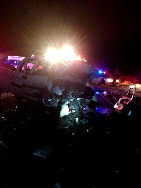 Man killed in crash on I-10 north of Tucson