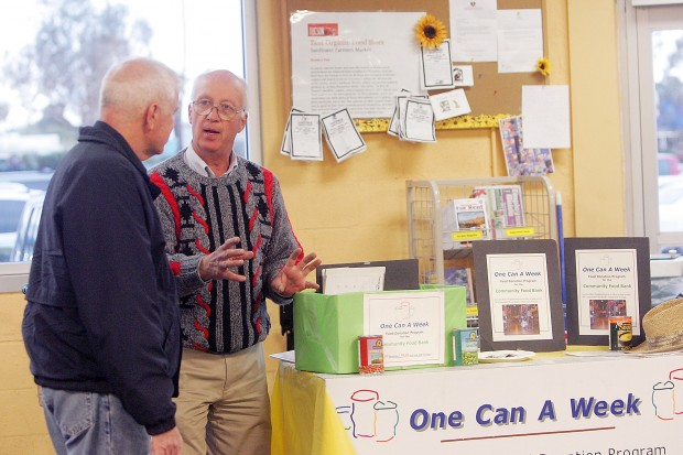 Neighbors: 'One Can a Week' program is catching on