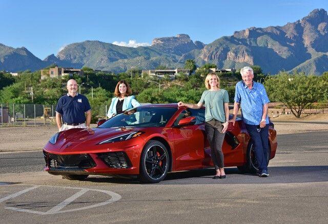 Tucson Classics Car Show benefits JTED