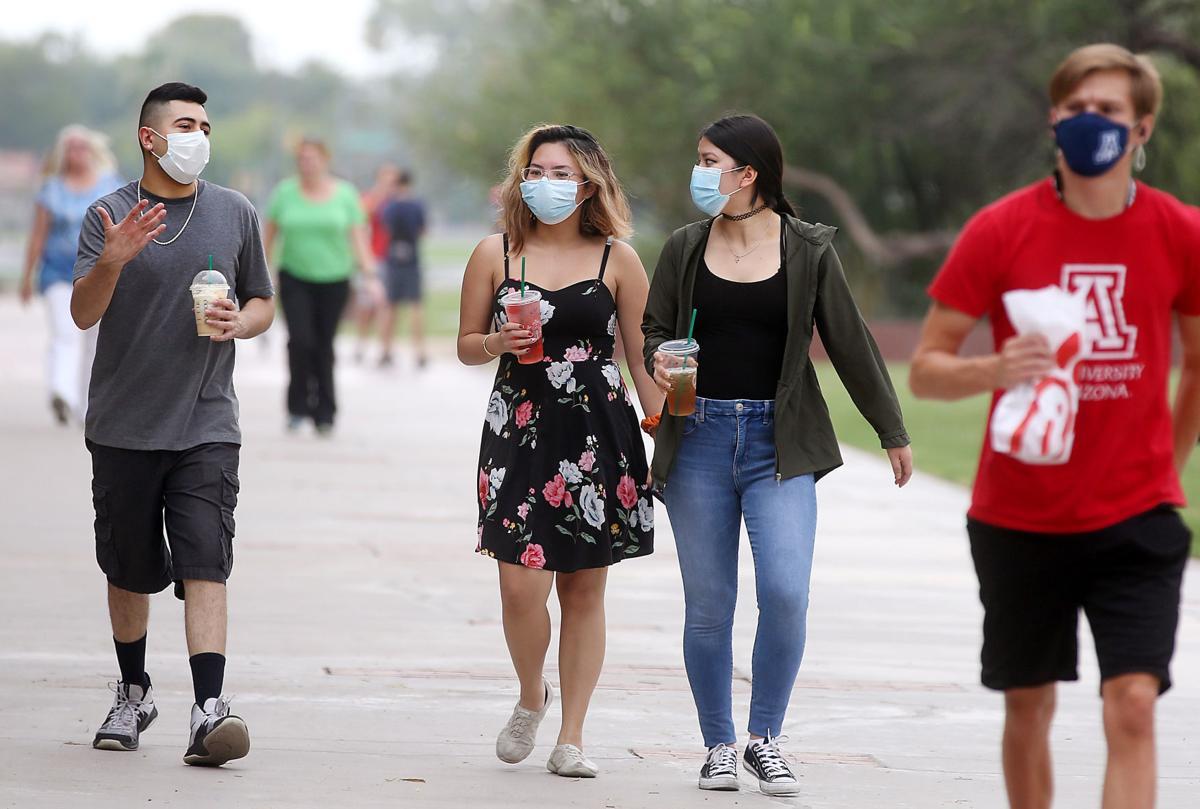 University of Arizona, coronavirus