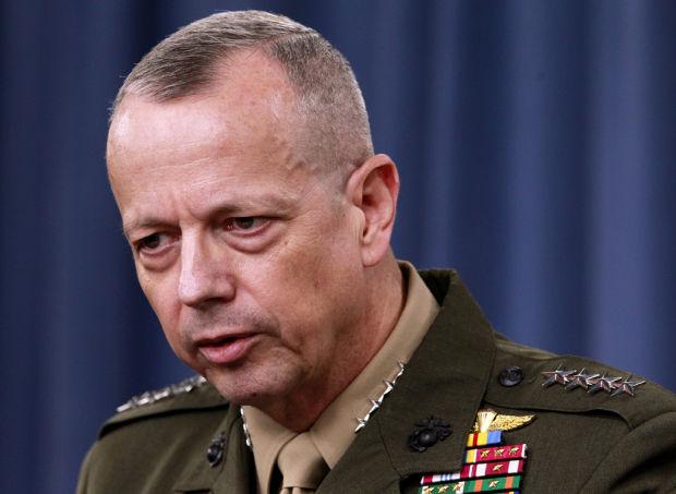 Gen. Allen to retire, declining European command