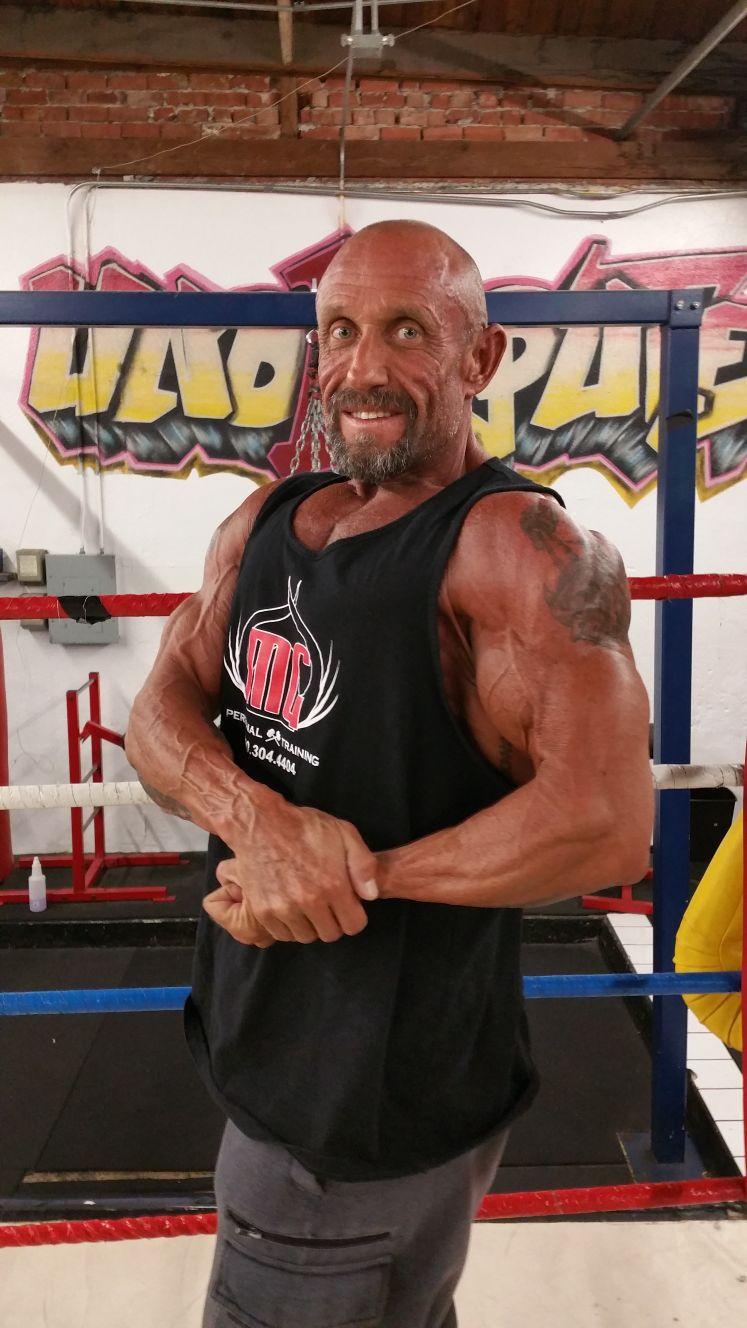 My Workout: Bodybuilder lives his dream     tucson com
