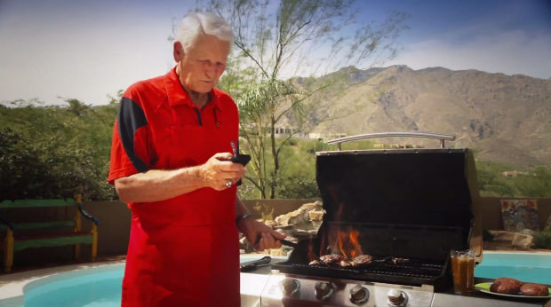 Sean Miller/Lute Olson ad wins national award; UA's retail conference is this week