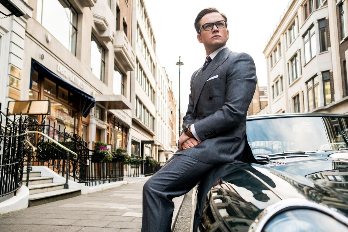 ENTER KINGSMAN-MOVIE-REVIEW MCT