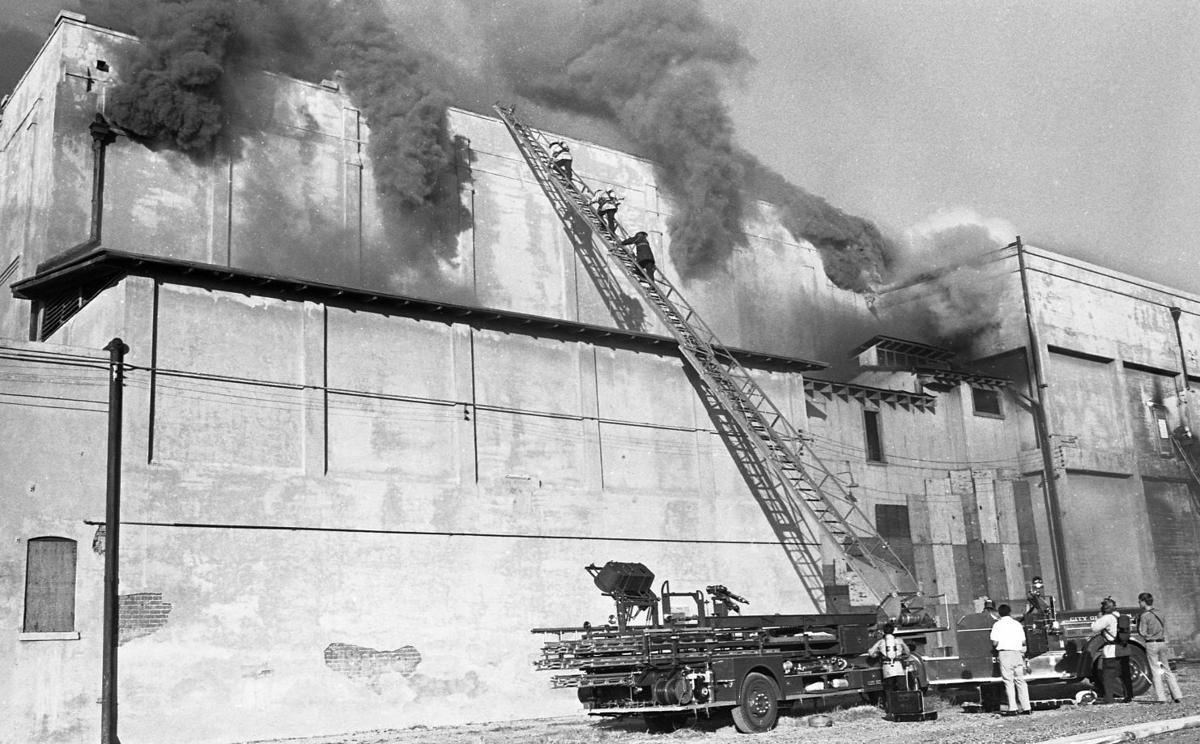 Super Photos Ice House Fire In 1970 Local News Tucson Com Download Free Architecture Designs Fluibritishbridgeorg